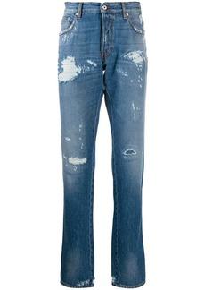 Just Cavalli distressed jeans