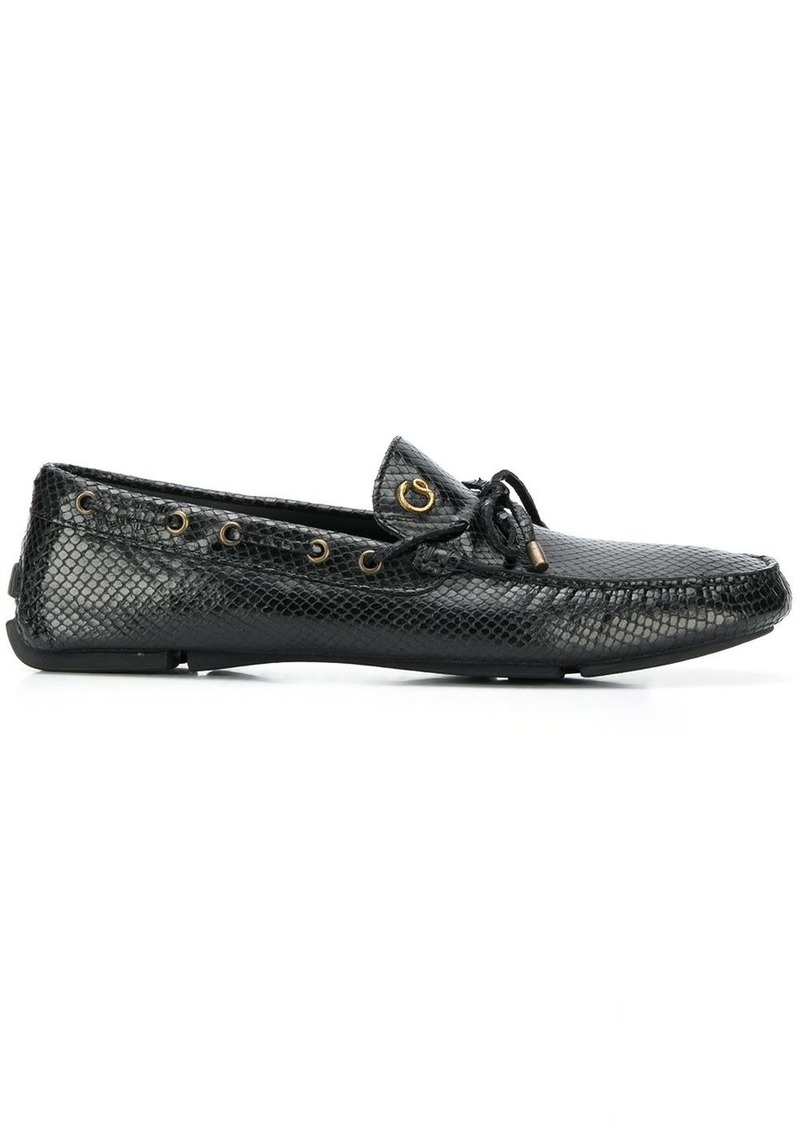 Just Cavalli driving loafers
