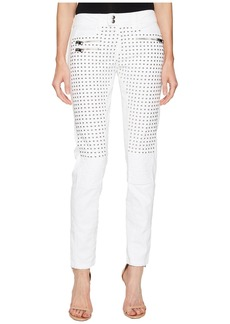 Just Cavalli Five-Pocket Denim Pants