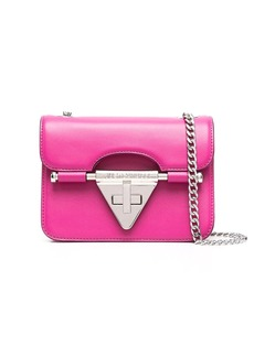 Just Cavalli foldover crossbody bag