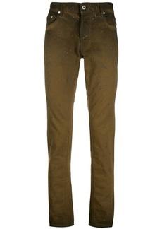 Just Cavalli gradient skinny jeans