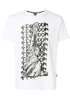 Just Cavalli graphic print T-shirt