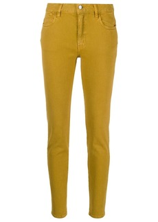 Just Cavalli high-rise skinny jeans