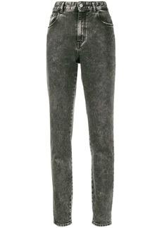 Just Cavalli high-rise straight leg jeans