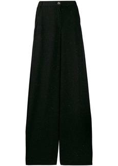 Just Cavalli high-rise wide-leg trousers