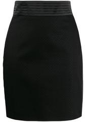 Just Cavalli high-waist skirt