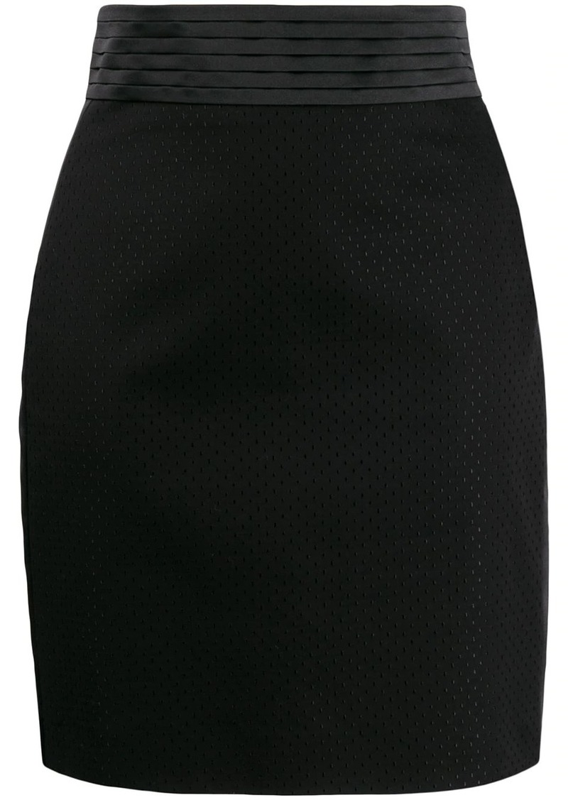 Just Cavalli high-waist skirt