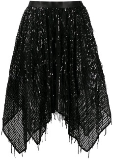 Just Cavalli high-waisted sequined skirt