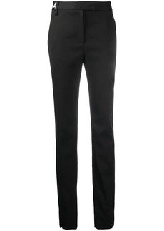 Just Cavalli high-waisted tailored trousers
