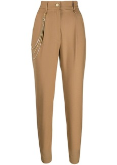 Just Cavalli high-waisted trousers