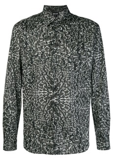 Just Cavalli illusion effect shirt