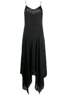 Just Cavalli jacquard effect dress