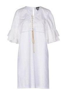 JUST CAVALLI - Short dress