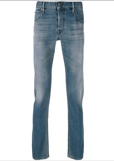 Just Cavalli contrast stripe jeans - Blue
