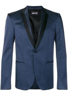 Just Cavalli dinner tailored jacket - Blue