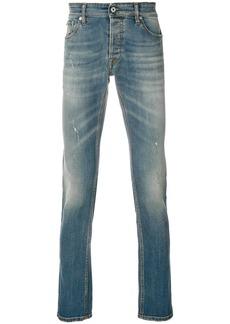 Just Cavalli distressed faded jeans