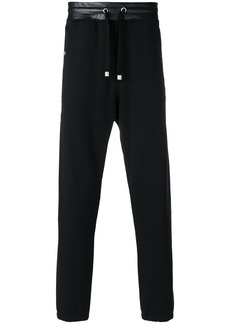 Just Cavalli drawstring joggers - Black