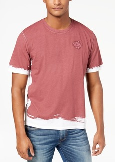 Just Cavalli Men's Dip-Dyed T-Shirt