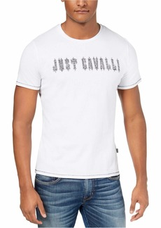 Just Cavalli Mens Fitted Tee  M