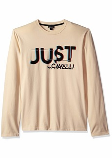 Just Cavalli Men's Graphic tee  M