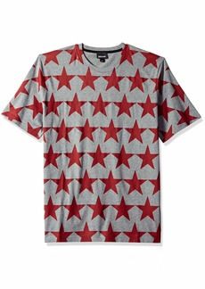 Just Cavalli Men's Graphic tee  XL