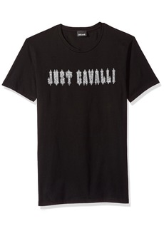 Just Cavalli Men's ignature Tee