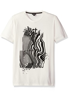 Just Cavalli Mens Jersey T-Shirt  L