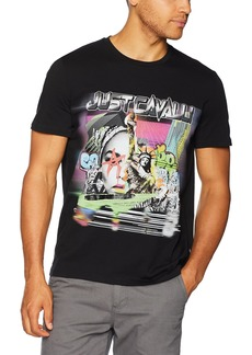 Just Cavalli Men's Logo Tee  M