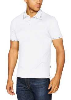 Just Cavalli Men's Polo Tee  L
