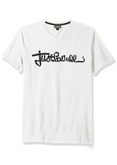 Just Cavalli Men's Signature Tee  L