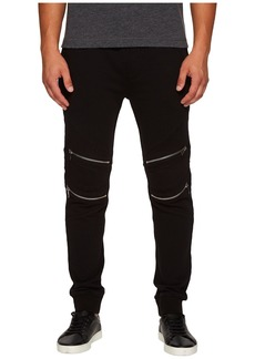 Just Cavalli Moto Track Pants