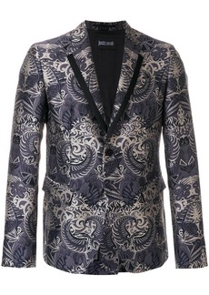 Just Cavalli printed style jacket - Grey