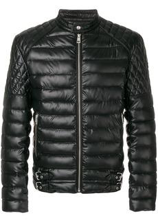 Just Cavalli puffer biker jacket