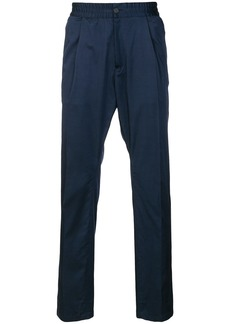 Just Cavalli regular tailored trousers - Blue