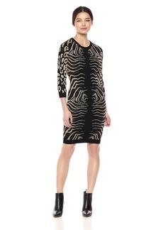 Just Cavalli Women's Knit Dress  XXL