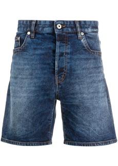 Just Cavalli knee-length denim shorts