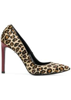 Just Cavalli leopard print pumps