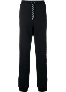 Just Cavalli logo band track trousers