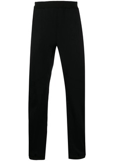 Just Cavalli logo-print straight leg track pants
