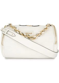 Just Cavalli logo shoulder bag