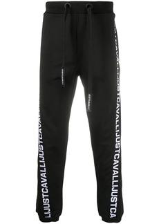 Just Cavalli logo track trousers
