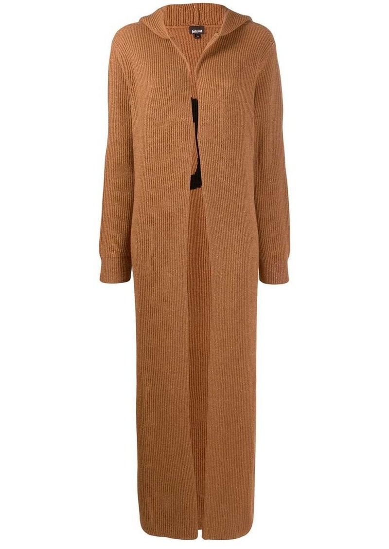 Just Cavalli long-length coat