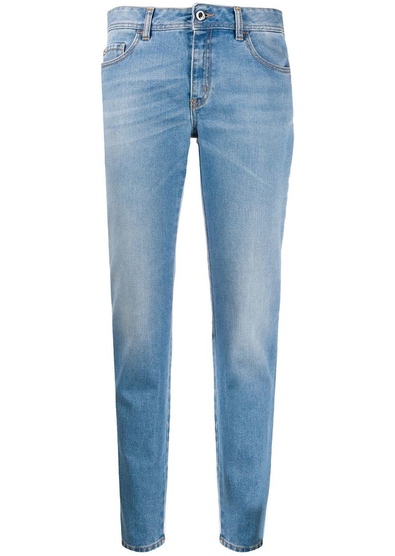 Just Cavalli low-rise jeans
