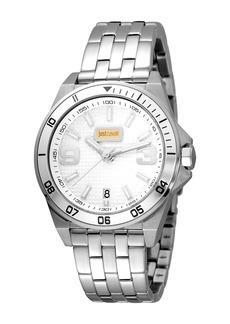 Just Cavalli Men's Sport Swiss Quartz Watch, 40mm