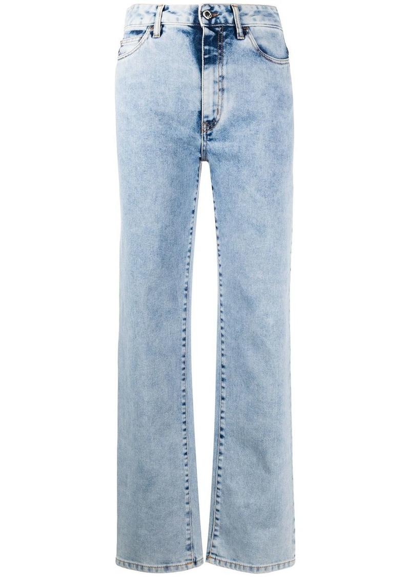 Just Cavalli mid-rise boyfiend jeans