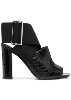 Just Cavalli open-toe wrapped sandal