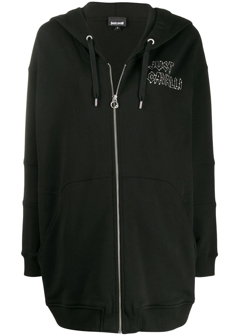 Just Cavalli oversized hoodie