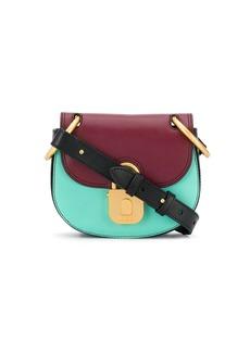 Just Cavalli padlock clasp shoulder bag