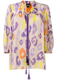 Just Cavalli relaxed blouse