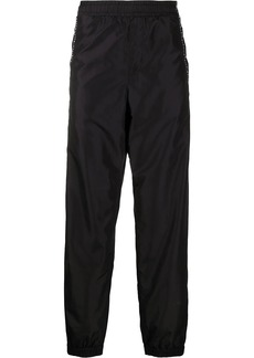 Just Cavalli side-stripe trousers